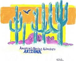 Arizona 11x8.5 / 1994