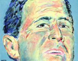 George W. Bush 10x8 / 2000