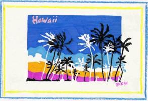 Hawaii 11x8.5 / 1994