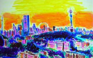 Johannesburg 14x11 / 2007