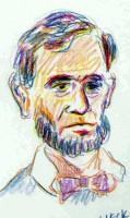 Abe Lincoln 8x10 / 1997