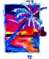Palm 8x10 / 1996