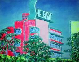 Shelborne Hotel 16x12  / 2002