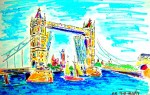 Tower Bridge 14x11 / 2007