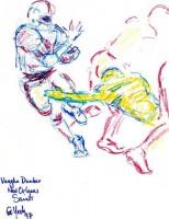 Vaughn Dunbar 8.5x11 / 1999